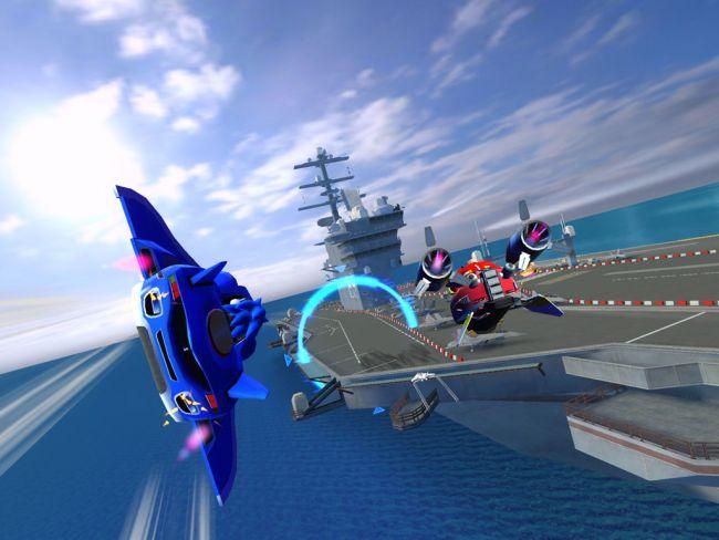 Sonic & All-Stars Racing Transformed - Screenshots - Bild 7