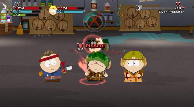 South Park: Der Stab der Wahrheit - Screenshots - Bild 4