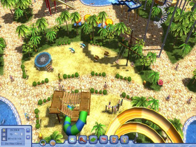 Waterpark Tycoon - Screenshots - Bild 4