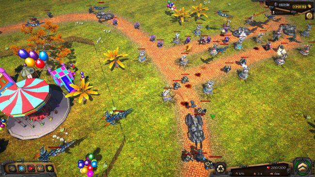 Rush for Glory - Screenshots - Bild 2