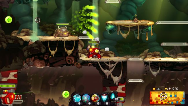 Awesomenauts Assemble! - Screenshots - Bild 9