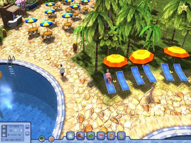 Waterpark Tycoon - Screenshots - Bild 6