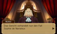 Professor Layton vs. Phoenix Wright: Ace Attorney - Screenshots - Bild 10