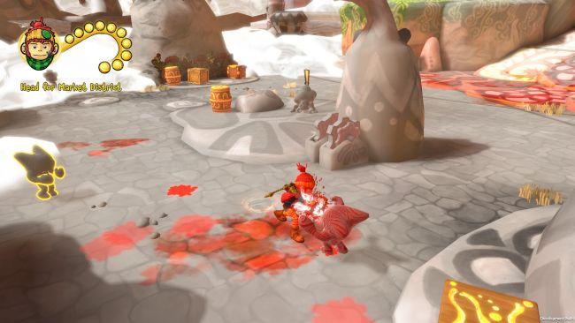 The Last Tinker: City of Colors - Screenshots - Bild 2