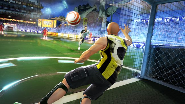 Kinect Sports Rivals - Screenshots - Bild 4
