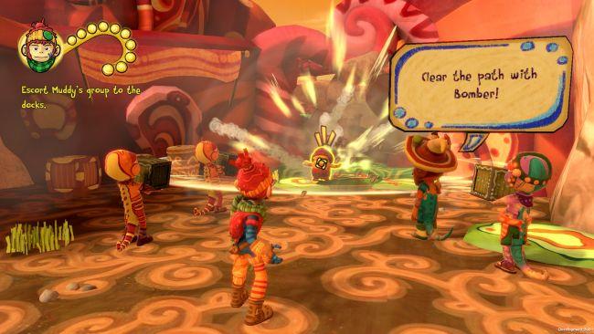 The Last Tinker: City of Colors - Screenshots - Bild 4