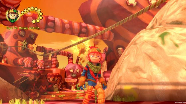 The Last Tinker: City of Colors - Screenshots - Bild 1