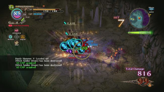 The Witch and the Hundred Knight - Screenshots - Bild 3