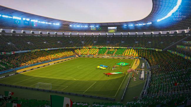 FIFA Fussball-Weltmeisterschaft Brasilien 2014 - Screenshots - Bild 14