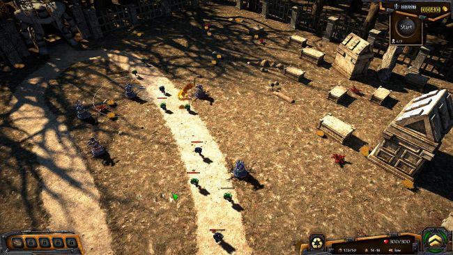 Rush for Glory - Screenshots - Bild 4