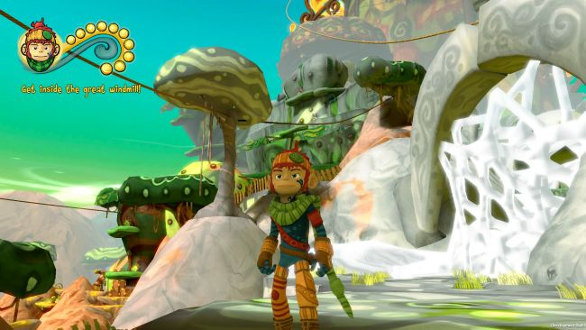 The Last Tinker: City of Colors - Screenshots - Bild 8