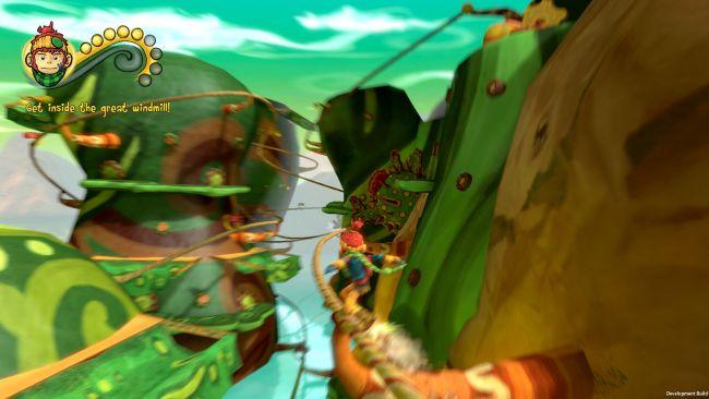 The Last Tinker: City of Colors - Screenshots - Bild 9