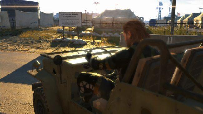 Metal Gear Solid V: Ground Zeroes - Screenshots - Bild 16