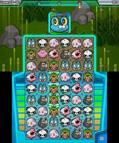 Pokémon: Link Battle! - Screenshots - Bild 8