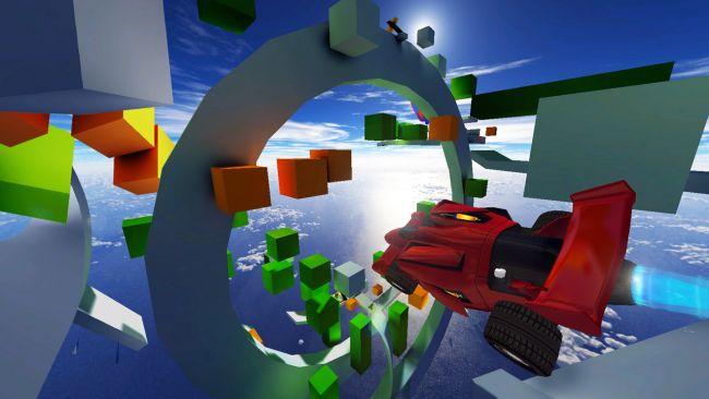 Jet Car Stunts - Screenshots - Bild 14