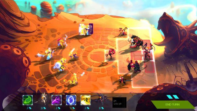 Duelyst - Screenshots - Bild 1