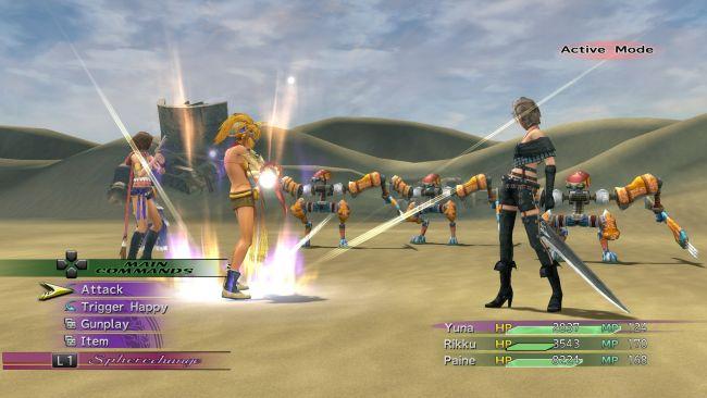 Final Fantasy X/X-2 HD Remaster - Screenshots - Bild 4