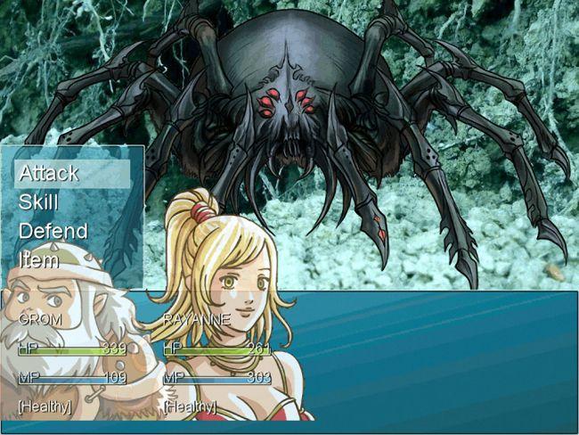 Asguaard: Die Büchse der Pandora - Screenshots - Bild 2