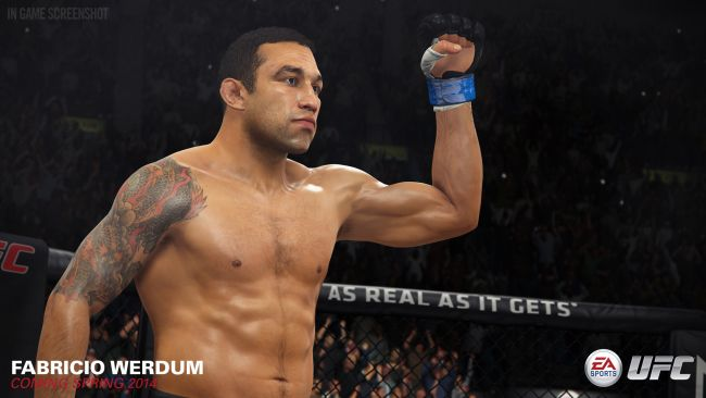 EA Sports UFC - Screenshots - Bild 3