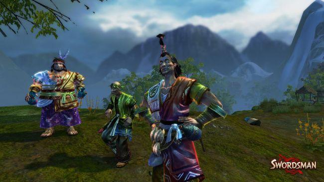 Swordsman - Screenshots - Bild 15