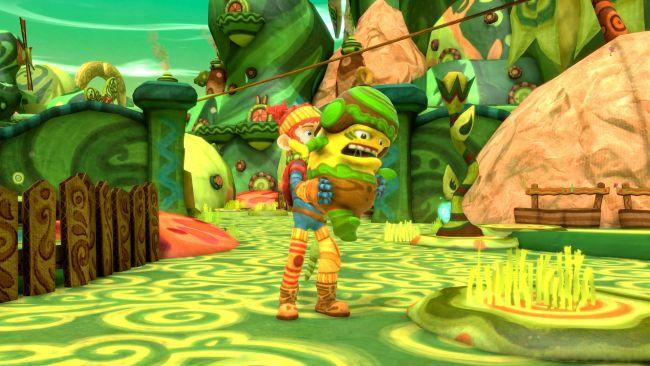 The Last Tinker: City of Colors - Screenshots - Bild 7