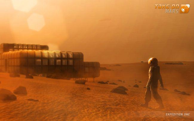 Take on Mars - Screenshots - Bild 1