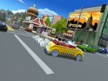 Crazy Taxi: City Rush - Screenshots - Bild 2