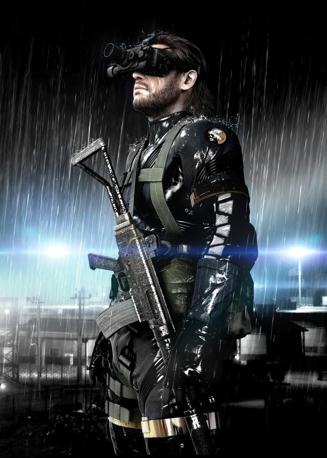 Metal Gear Solid V: Ground Zeroes - Artworks - Bild 10
