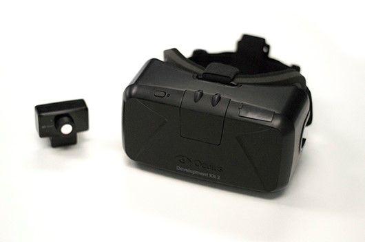Oculus Rift Die Brille im Detail - Screenshots - Bild 2