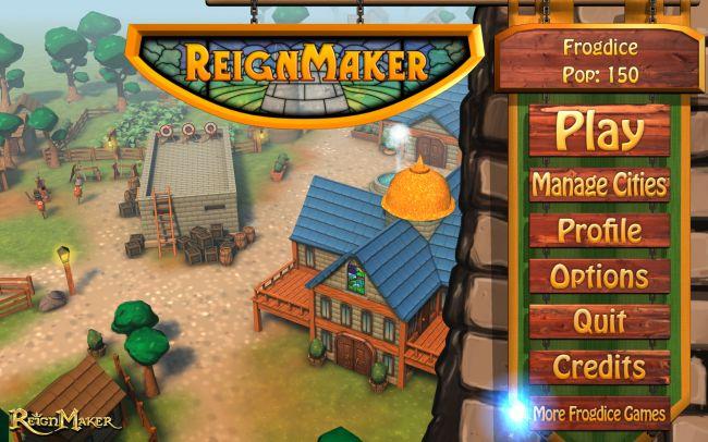 ReignMaker - Screenshots - Bild 1
