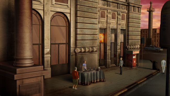 Shadows on the Vatican - Act II: Wrath - Screenshots - Bild 8