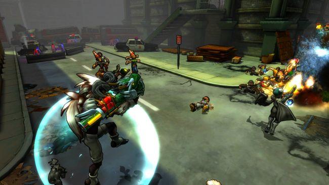 Monster Madness Online - Screenshots - Bild 2