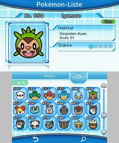 Pokémon: Link Battle! - Screenshots - Bild 6
