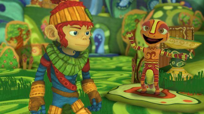The Last Tinker: City of Colors - Screenshots - Bild 11