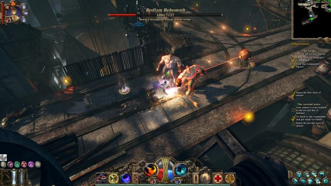 The Incredible Adventures of Van Helsing II - Screenshots - Bild 6