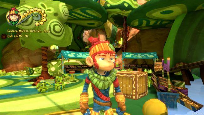 The Last Tinker: City of Colors - Screenshots - Bild 5