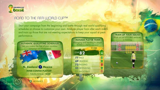 FIFA Fussball-Weltmeisterschaft Brasilien 2014 - Screenshots - Bild 12