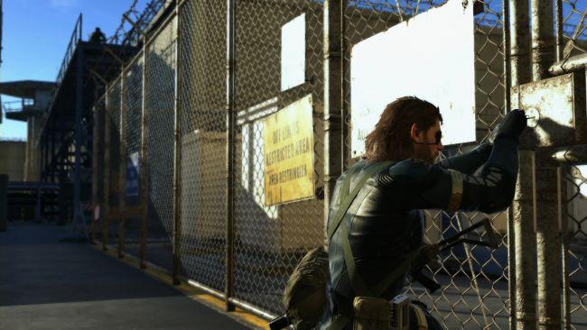 Metal Gear Solid V: Ground Zeroes - Screenshots - Bild 8