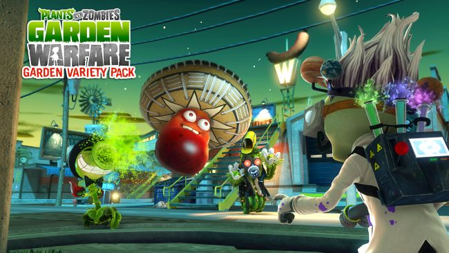 Plants vs. Zombies: Garden Warfare DLC: Garden Variety Pack - Screenshots - Bild 3