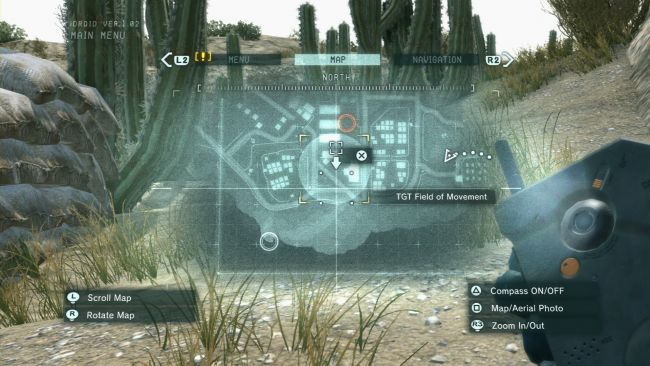 Metal Gear Solid V: Ground Zeroes - Screenshots - Bild 3
