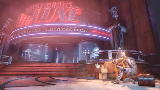 BioShock: Infinite DLC: Seebestattung - Episode 2 - Screenshots - Bild 1