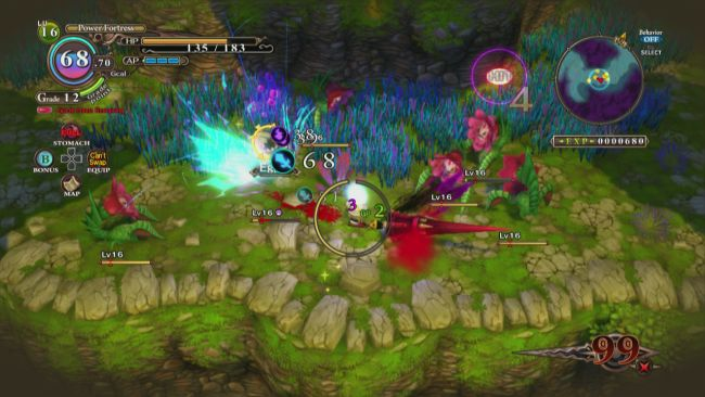The Witch and the Hundred Knight - Screenshots - Bild 8
