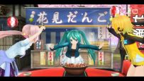 Hatsune Miku: Project DIVA F - Screenshots - Bild 2