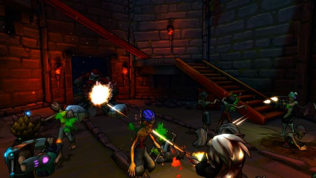 Monster Madness Online - Screenshots - Bild 4