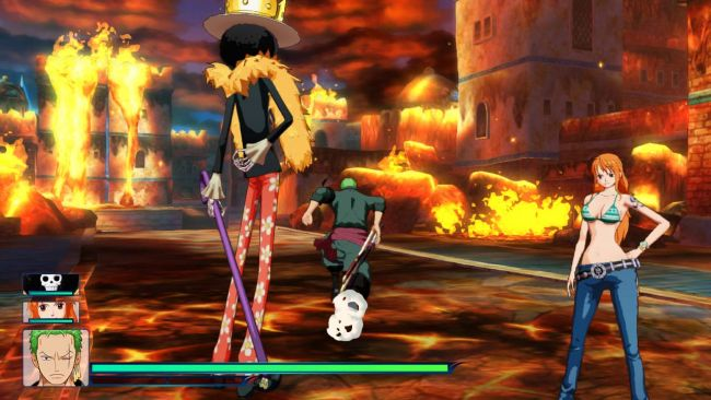 One Piece: Unlimited World Red - Screenshots - Bild 12