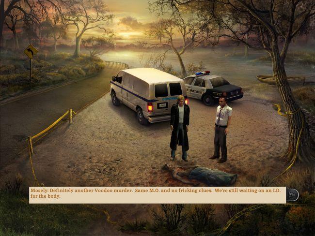 Gabriel Knight: Sins of the Fathers 20th Anniversary Edition - Screenshots - Bild 3