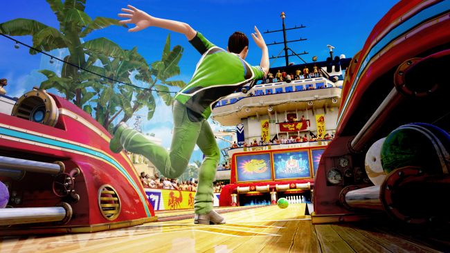 Kinect Sports Rivals - Screenshots - Bild 1