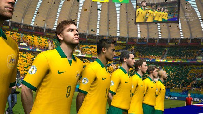 FIFA Fussball-Weltmeisterschaft Brasilien 2014 - Screenshots - Bild 7