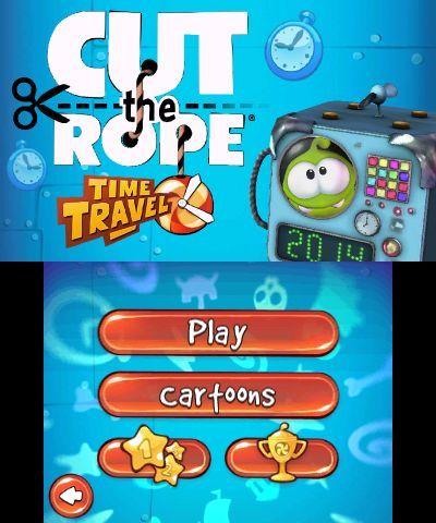Cut the Rope: Trilogy - Screenshots - Bild 1