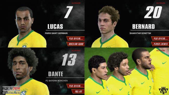 Pro Evolution Soccer 2014 DLC: World Challenge Modus - Screenshots - Bild 1